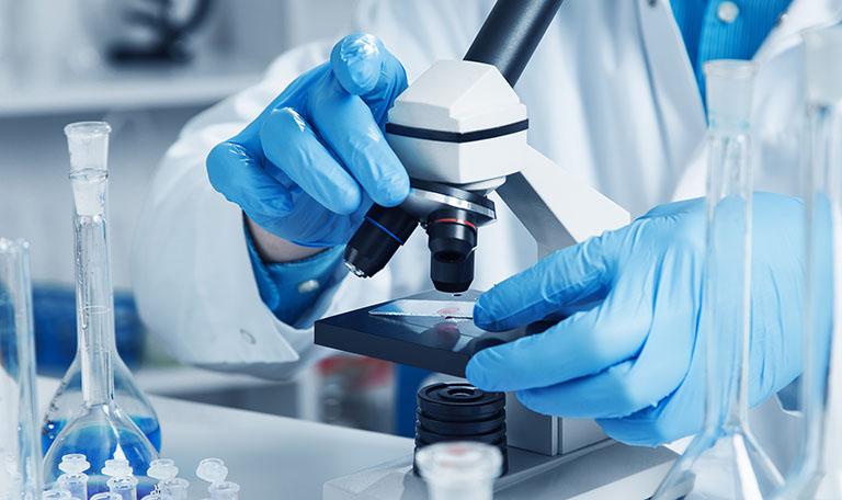 Lupus ban đỏ dạng đĩa được chẩn đoán bằng cách sinh thiết