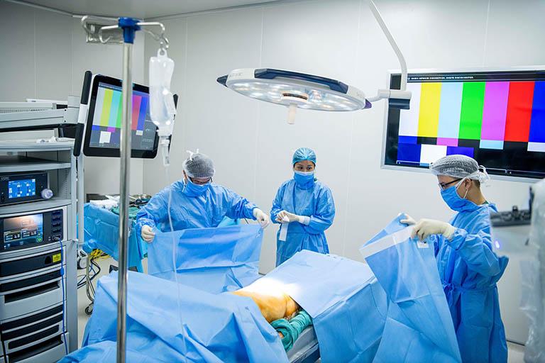Phẫu thuật chữa lao xương