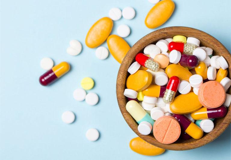 thuốc điều trị xơ cứng bì toàn thể