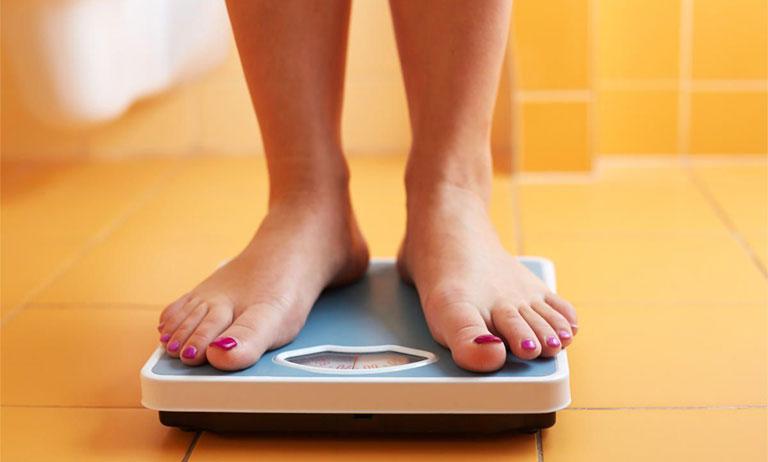 béo phì gây đau đầu gối