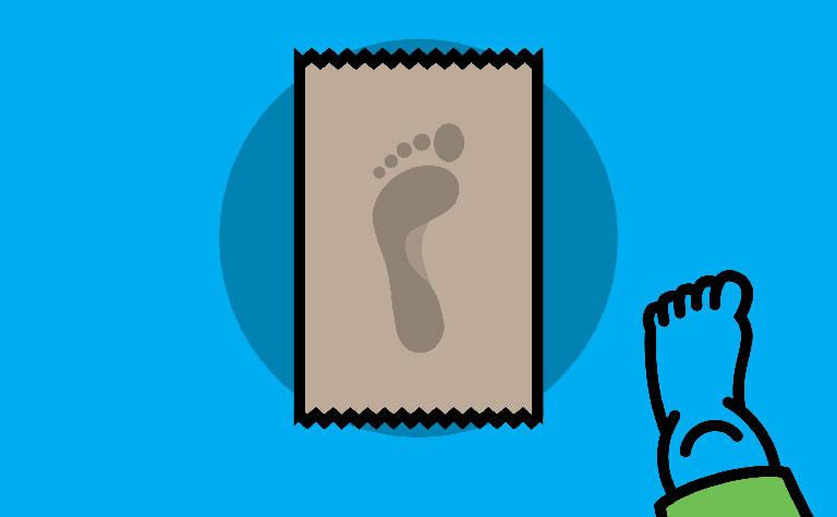 chẩn đoán bàn chân bẹt
