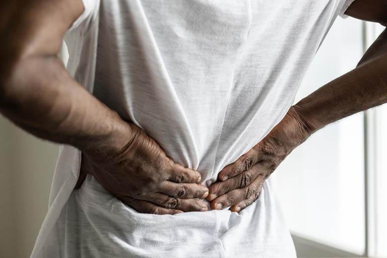 Triệu chứng của hội chứng chùm đuôi ngựa