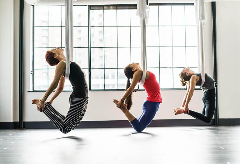 Tăng cường vận động, duy trì thói quen luyện tập mỗi ngày