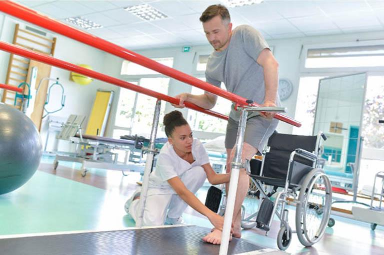 Phục hồi chức năng vận động, khả năng di chuyển và độ linh hoạt của các chi