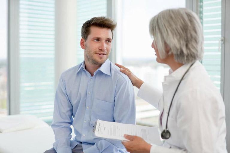 chẩn đoán tràn dịch khớp gối