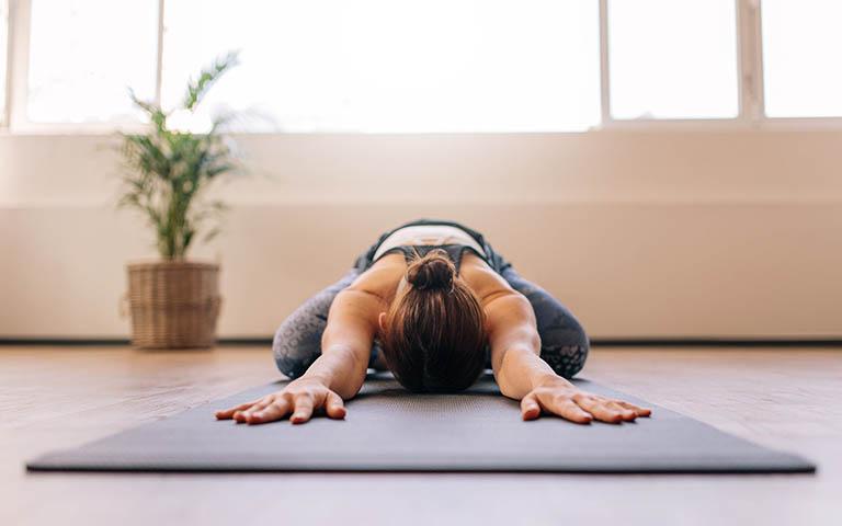 Duy trì thói quen luyện tập thể thao để nâng cao sức khỏe xương khớp