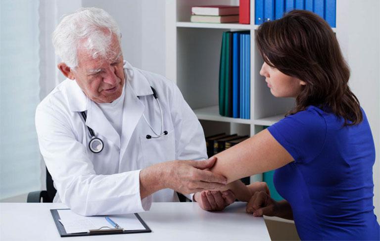 chẩn đoán và điều trị viêm khớp vẩy nến