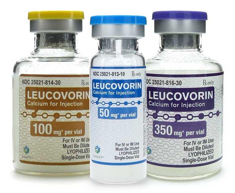 Sử dụng Leucovorin (acid folinic) xử lý quá liều