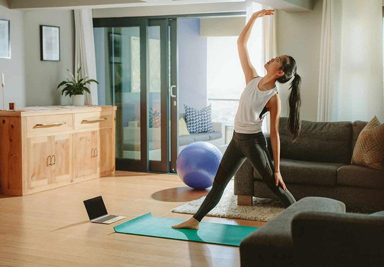 Bài tập chữa thoát vị đĩa đệm tại nhà giúp giảm đau