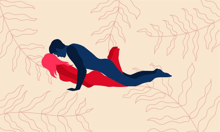 tư thế quan hệ tình dục cho người thoát vị đĩa đệm