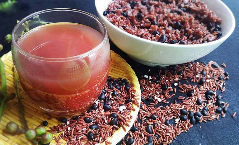 Cách sử dụng trà gạo lứt giúp giảm đau, trị thoát vị đĩa đệm