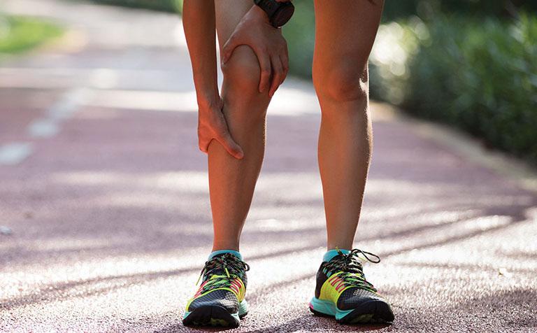 Hội chứng Sinding-Larsen-Johansson xảy ra ở những người thường xuyên hoạt động thể thao