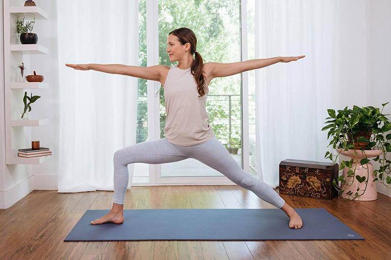 Kết hợp chuyển động và hít thở đều để nâng cao hiệu quả điều trị