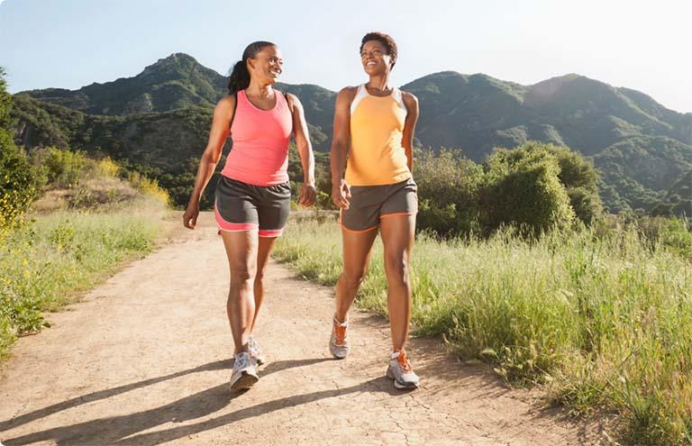 Duy trì thói quen vận động và luyện tập thể dục mỗi ngày