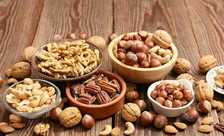 Thực phẩm chứa nhiều phốt pho