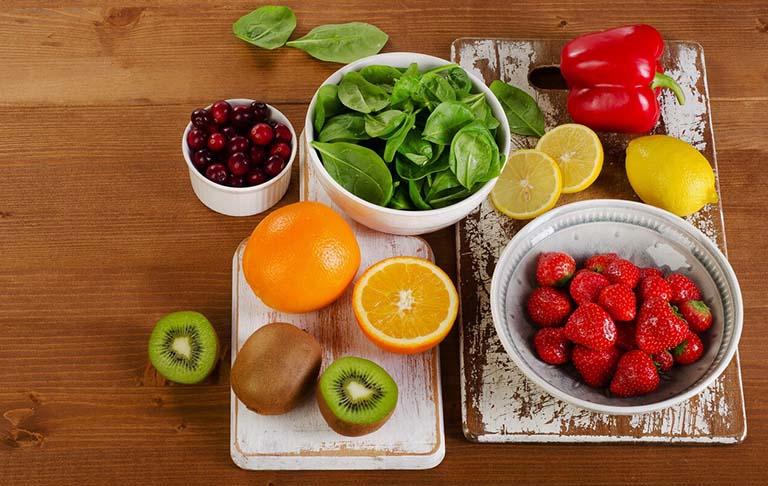 Thực phẩm giàu vitamin nhóm B, C, E