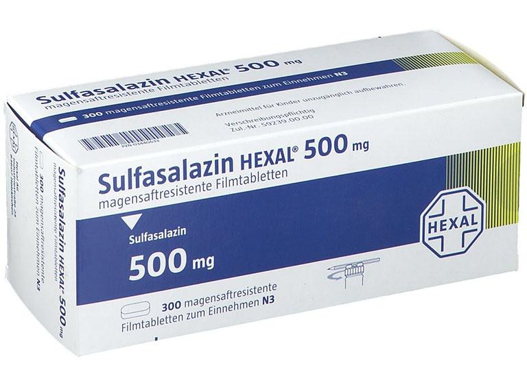 Thuốc Sulfasalazin