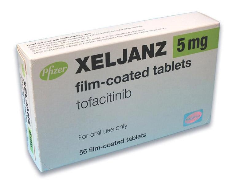 Thuốc Tofacitinib