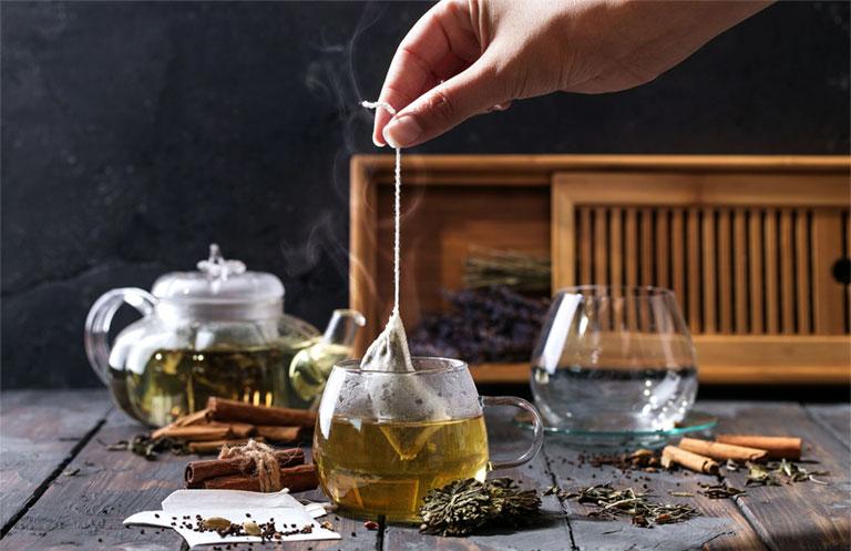 trà xanh cho người viêm khớp dạng thấp
