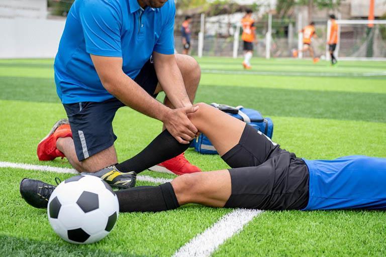 Viêm màng bao hoạt dịch thường xảy ra do chấn thương