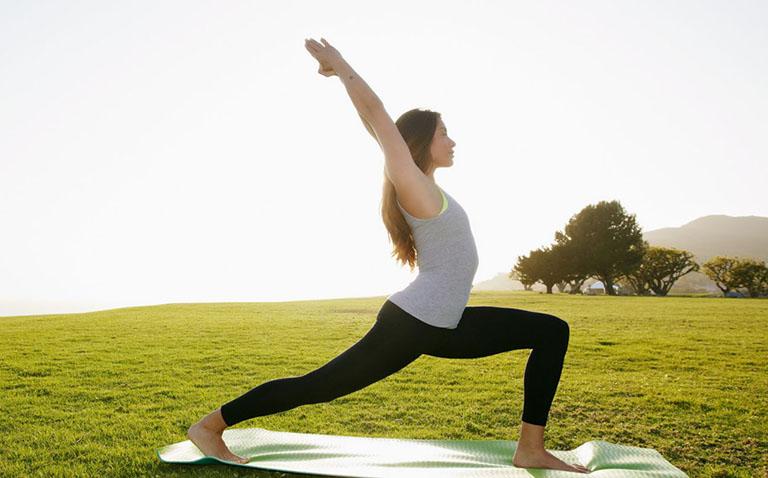 Thường xuyên vận động và luyện tập thể dục