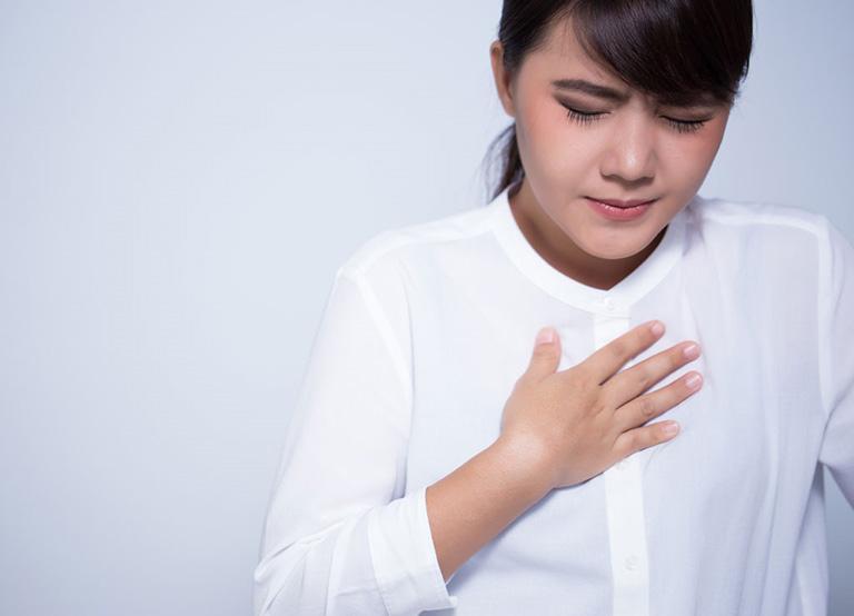 Tổn thương ở phổi