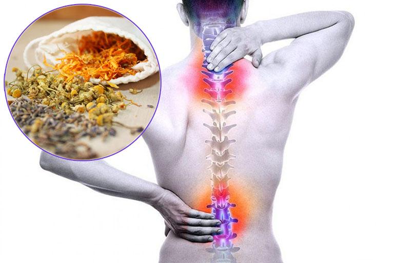 10 bài thuốc dân gian chữa thoái hóa cột sống lưng, cổ