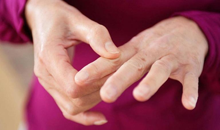 Thoái hóa khớp ngón tay, bàn tay
