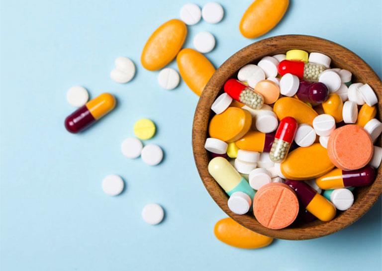 thuốc trị thoái hóa cột sống