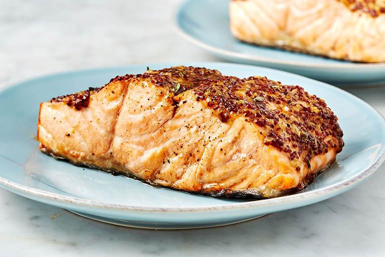 Các loại cá béo