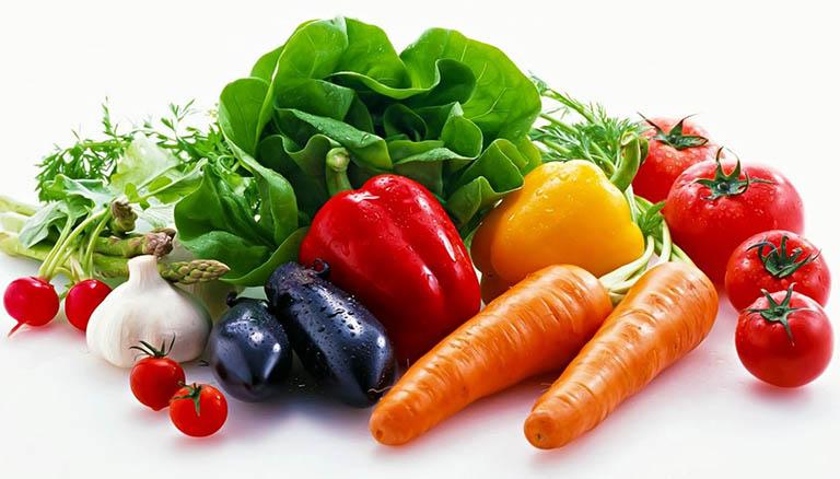 Thực phẩm giàu Beta-caroten