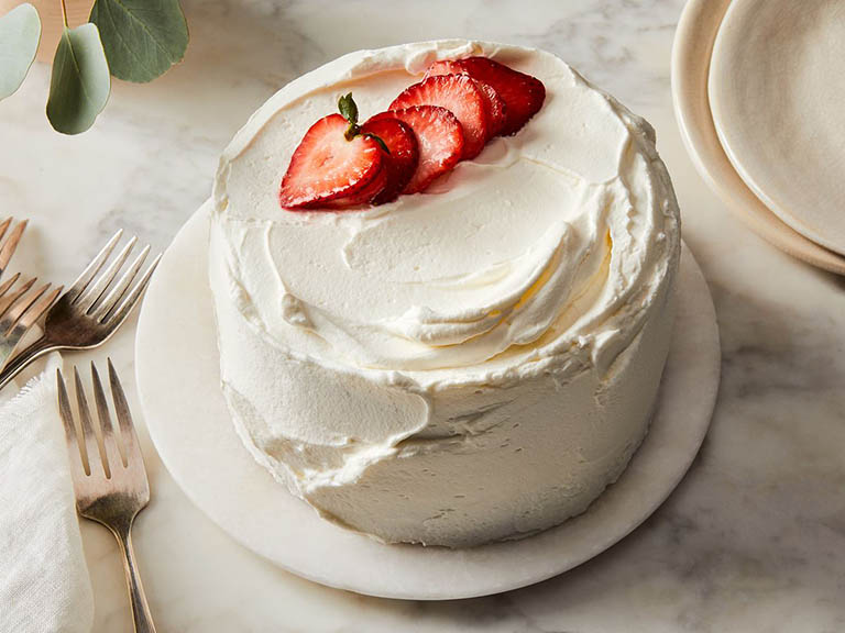 Thức ăn ngọt, chứa nhiều đường