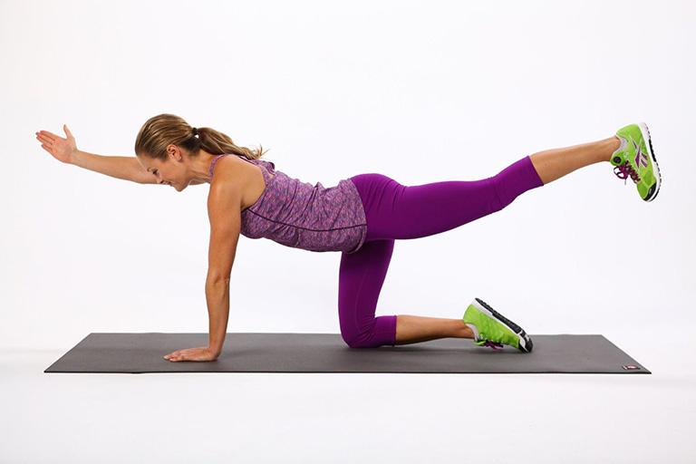 tập luyện giảm đau thắt lưng