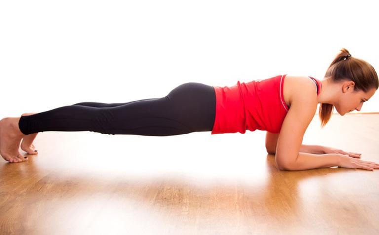 tập luyện giảm đau lưng