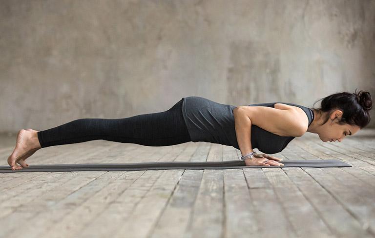 tư thế yoga tốt cho cột sống