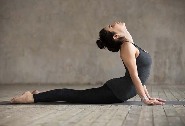 tư thế yoga giảm đau lưng