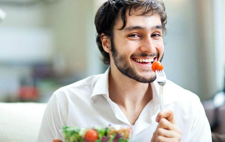 chế độ ăn uống cho người bị gout