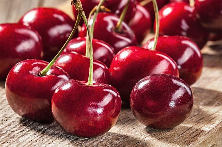 thực phẩm tốt cho người bị gout