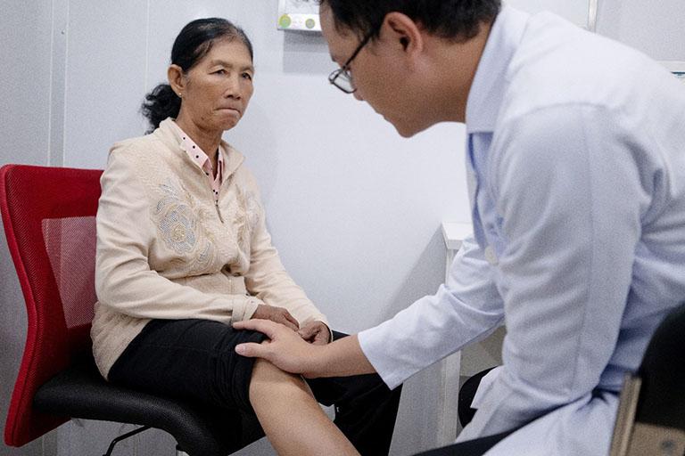 10 bệnh viện chữa thoái hóa khớp (gối, lưng, cổ...) tốt nhất