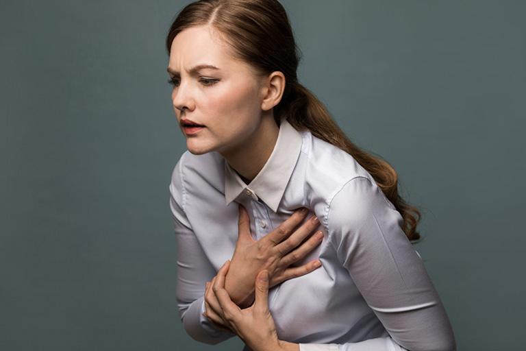 Hội chứng cổ tim