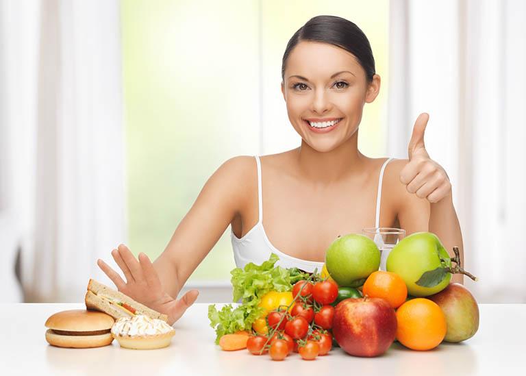 Tăng cường bổ sung những loại thực phẩm giàu vitamin C