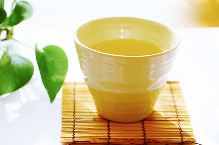 Cách chữa bệnh gout bằng trà củ ráy, chuối hột