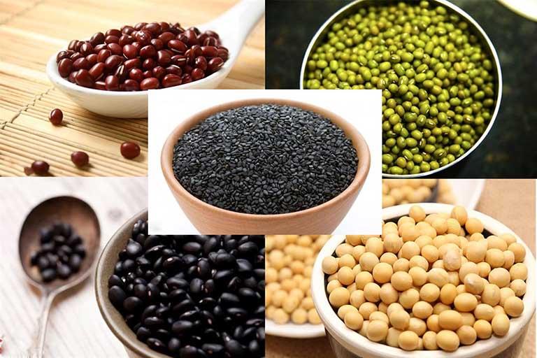 Cách chữa bệnh gout bằng ngũ cốc đậu xanh