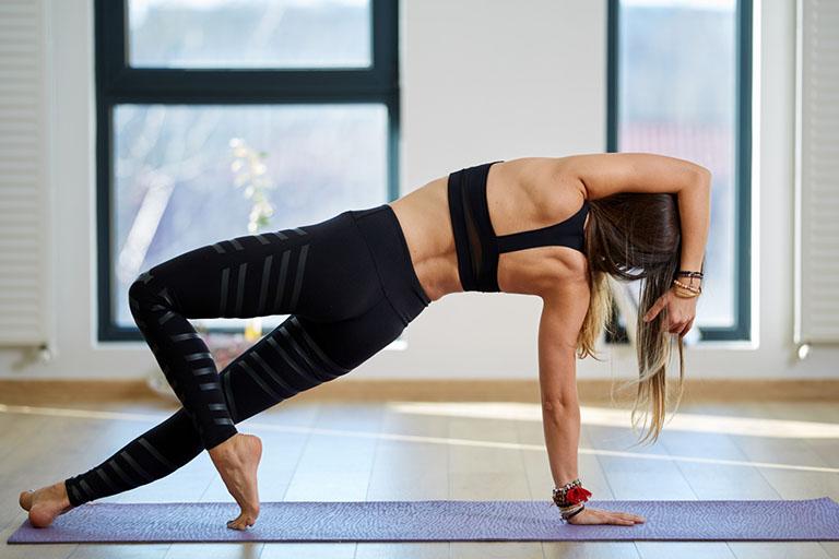 Bệnh nhân bị đau thần kinh tọa nên luyện tập thể dục mỗi ngà