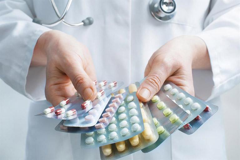 thuốc tây chữa bệnh gout