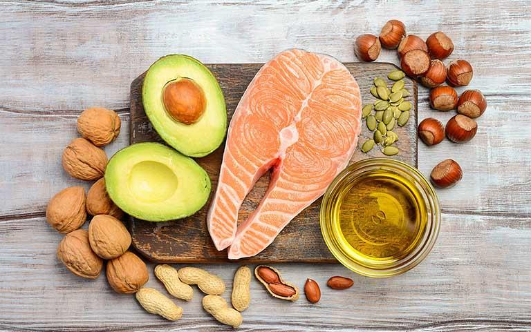 thực phẩm giàu omega-3 giúp chống viêm