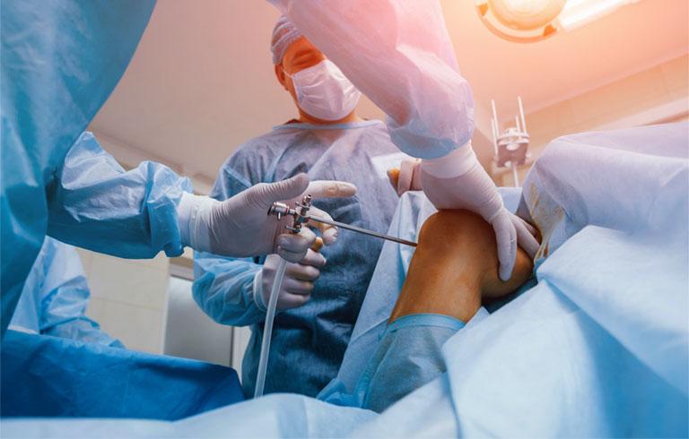 Phác đồ điều trị tràn dịch khớp gối