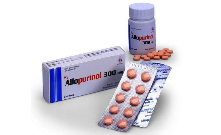 thuốc điều trị cơn gout cấp