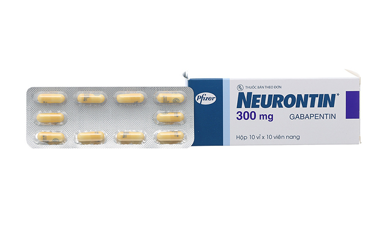 Thuốc giảm đau thần kinh (Gabapentin)