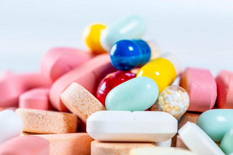 Các thuốc trị tràn dịch khớp gối